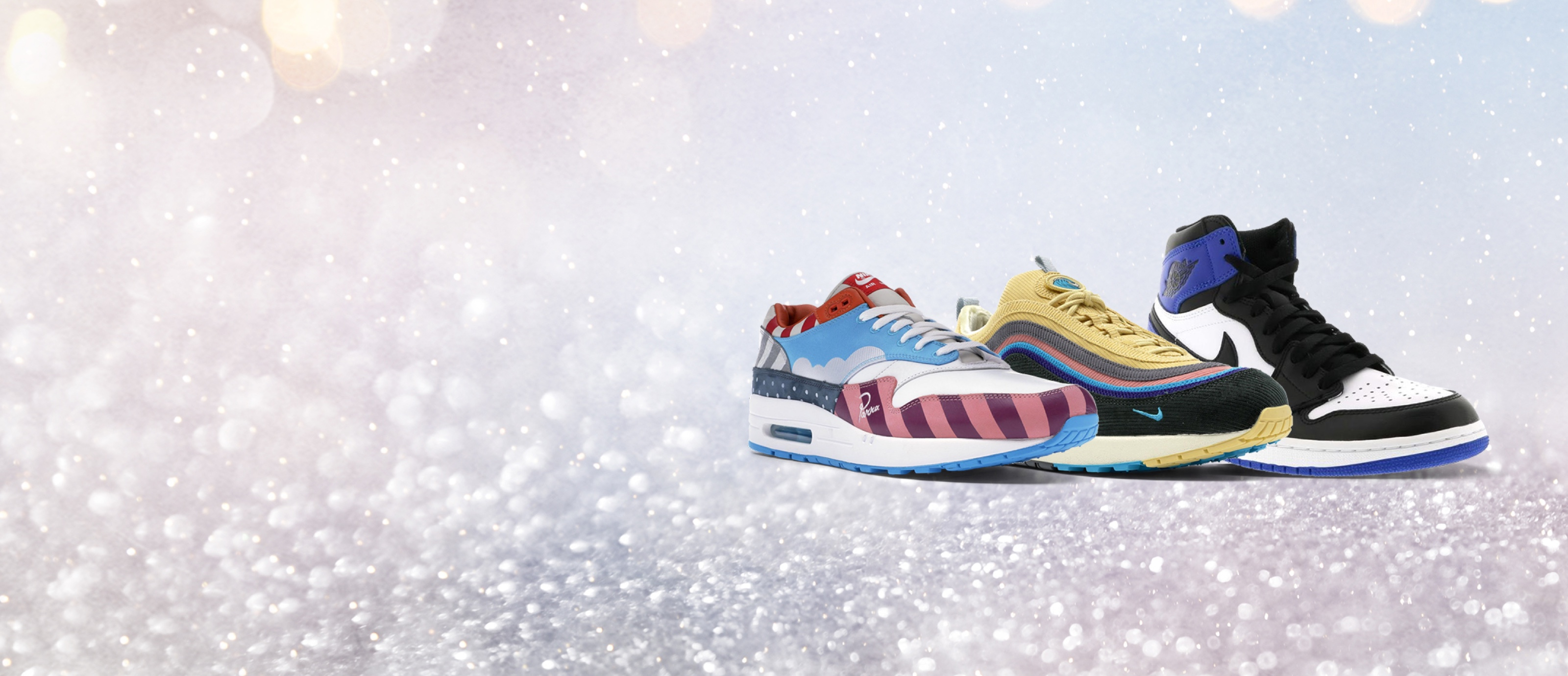 online store 273d6 ebf0e Holiday Heat - Win Amazing Kicks for Just  1