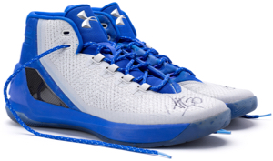 86796acb StockX x Steph Curry - Win Game Worn Shoes