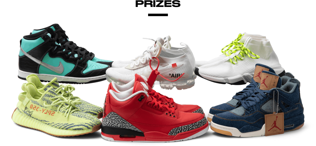 3010fc1f139 StockX x Trae Day - Win Sneakers from DJ Khaled and Celebs