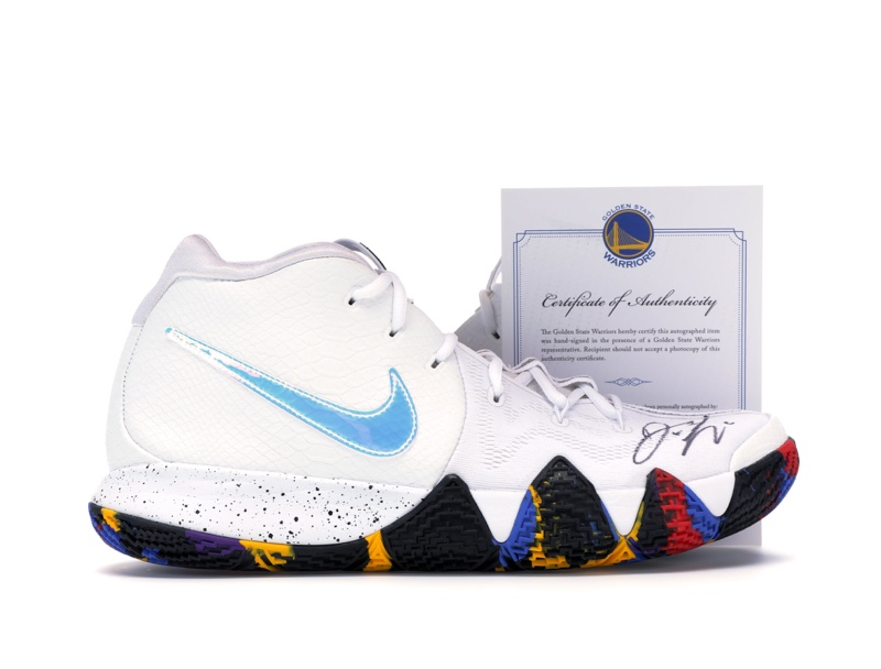 4cfcf08dd The Golden State Warriors x The Shoe Surgeon - Charity Campaign